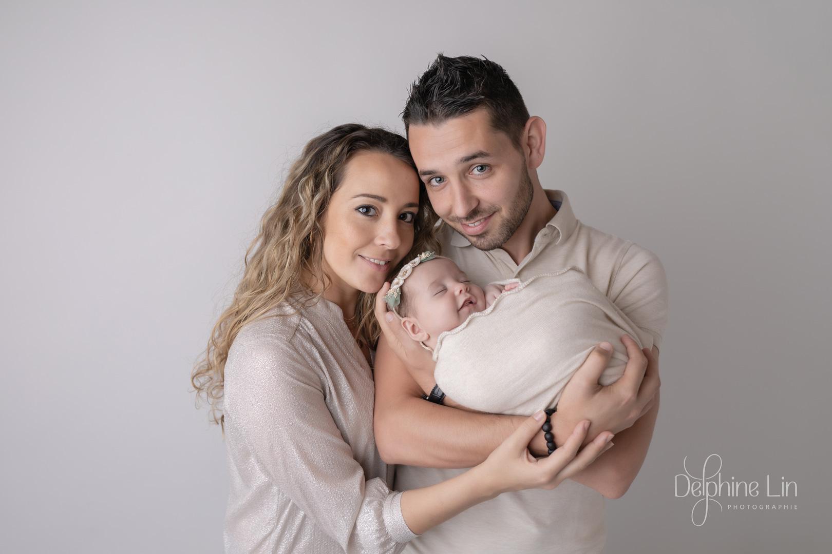 Delphine Lin Photographie nouveau-né nouveau-né famille