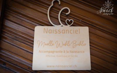Naissanciel – Maëlle Wahli-Bühler, Accompagnatrice à la naissance et à la parentalité